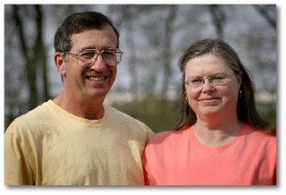 Phot of Dr. and Mrs. Dave